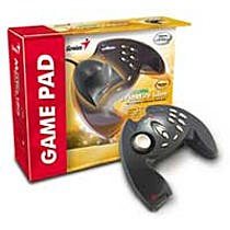 Genius gamepad Wireless G-12 PS 2.4G USB/Game Port