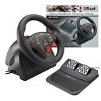 Trust Force Feedback Steering Wheel GM-3500R