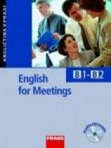 English for Meetings + Audio CD