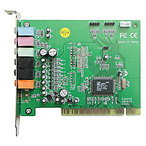 SC OEM C-Media 8768,   8-kanál,  PCI,  bulk
