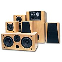 Genius SW-5.1 Home Theater 3600W PMPO
