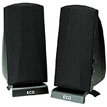 ECG PS-194 (2W RMS,2.0,black)