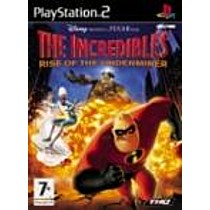The Incredibles: Rise of the Underminer PS2