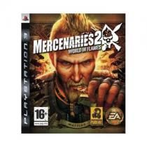 Mercenaries 2: World in Flames (PS3)