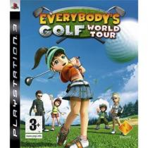 Everybodys GOLF: World Tour (PS3)
