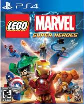LEGO Marvel Super Heroes (PS4)