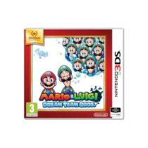 Mario and Luigi Dream Team Bros. (3DS)