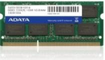 ADATA 2GB DDR3 1333MHz CL9 SO-DIMM (AD3S1333C2G9-S)