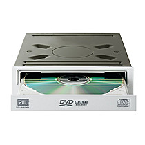 LG DVD±R/±RW/RAM H10NB DL±8.5GB, světlá, retail