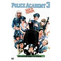 Policejní akademie 3 DVD (Police Academy 3: Back in Training)
