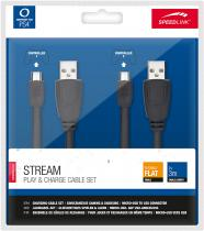 RAZER STREAM Play & Charge Cable Set for PS4