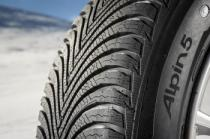 Michelin ALPIN 5 205/55 R16 91H