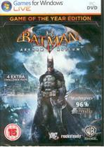 Batman Arkham Asylum GOTY (PC)