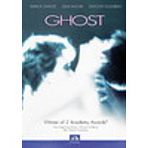 Duch DVD (The Ghost)