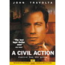 Žaloba DVD (A civil action)