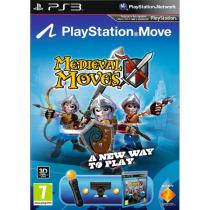 Medieval Moves + Move Pack (PS3)