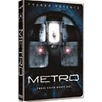 Metro DVD (Creep)