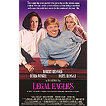 Orlové práva DVD (Legal Eagles)