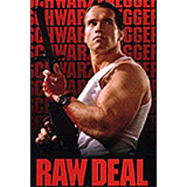 Špinavá dohoda DVD (Raw Deal)