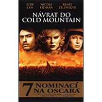 Návrat do Cold Mountain DVD (Cold Mountain)
