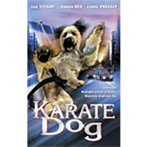 Karate Dog DVD