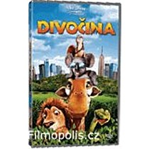Divočina DVD (The Wild)