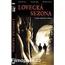 Lovecká sezóna DVD (Season of the Hunted)