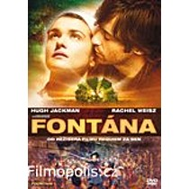Fontána DVD (The Fountain)