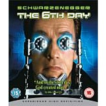 6. den (Blu-Ray)  (The 6th Day)