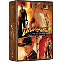 Kolekce Indiana Jones (5 BRD)  (Indiana Jones: The Complete Adventures Collection)