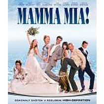 Mamma Mia! (Blu-Ray)  (Mamma Mia! The Movie)