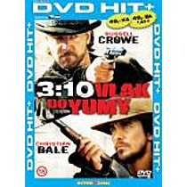 3:10 Vlak do Yumy (pošetka) DVD (3:10 to Yuma)