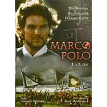Marco Polo 1. a 2. část (pošetka) DVD (Marco Polo - TV mini-series)