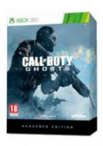 Call of Duty: GHOSTS HARDENED EDITION (Xbox 360)