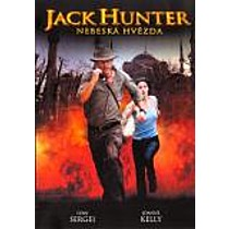 Jack Hunter: Nebeská hvězda DVD (Jack Hunter and the Star of Heaven)