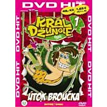 Král džungle 1 DVD  (George of the Jungle 1.)