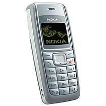 NOKIA 1110 Light Grey (šedá)