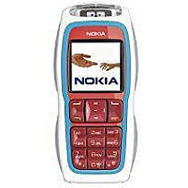 NOKIA 3220 -  Red