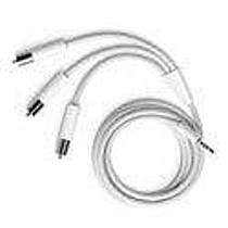 iPod photo AV cable
