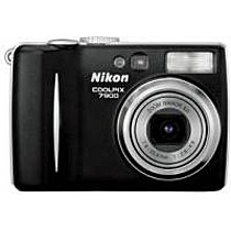 Nikon Coolpix 7900 black