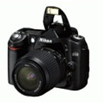 Nikon D50 black - 6,1 MP + 18-55 AF-S DX
