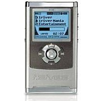 iRiver H 120, 20GB, MP3, FM, ID3 tag