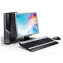 Acer Veriton 2800 P4-630/3.0GHz/ 512MB/80GB/ Combo/WXPP+KB