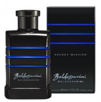 Hugo Boss Baldessarini Secret Mission EDT 90 ml M tester