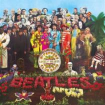 CLEMENTONI 289 dílků - The Beatles - Sgt. Pepper's Lonely Hearts Club Band