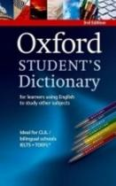 Oxford University Press Oxford Student's Dictionary