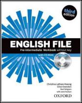 OUP English Learning and Teaching English File Pre-Intermediate Workbook without key + iChecker CD-ROM