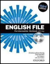 OUP English Learning and Teaching English File Pre-Intermediate Workbook with key + iChecker CD-ROM