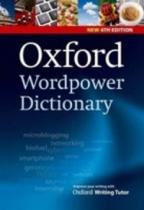 Oxford University Press Oxford Wordpower Dictionary 4th Edition