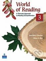 Joan Baker-Gonzalez: World of Reading 3